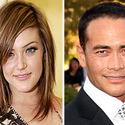 Lacey Schwimmer: Partner Mark Dacascos Is <i>DWTS</i>'