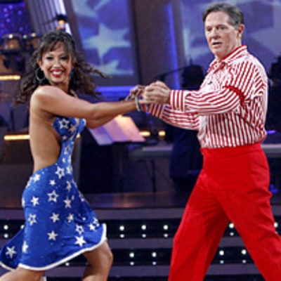 DWTS' Tom DeLay: I Haven't Made Cheryl Burke a