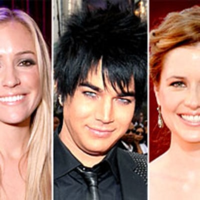 See Who Made Us' 2009 Hot Hollywood List!