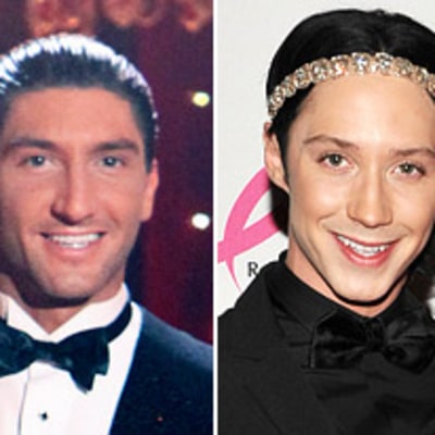 Evan Lysacek: Why I Insulted Johnny Weir