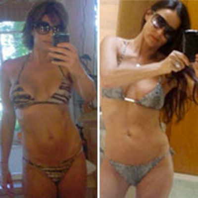 Which 47-Year-Old Actress Looks Better in a Bikini?