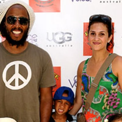 Ziggy Marley Welcomes Baby No. 3 With Wife Orly!