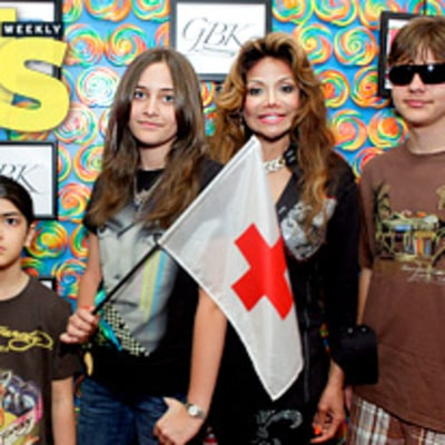 See New Pics of Michael Jackson's Kids!
