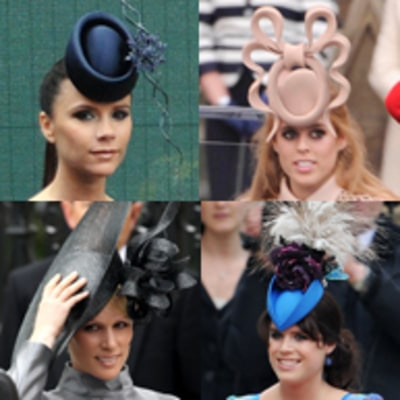 Who had the craziest fascinator?