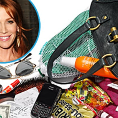 Poppy Montgomery: What's in My Bag?