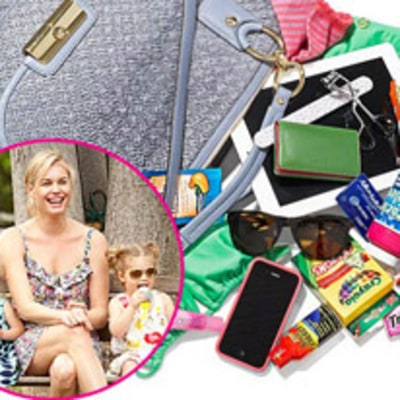 Rebecca Romijn: What's in My Bag?