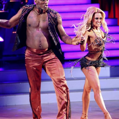 Ron Artest: How DWTS Helped Me Become a Better Basketball Player