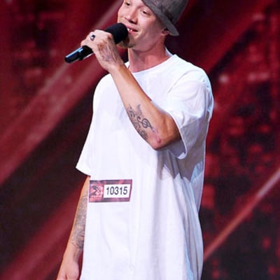 The X Factor's Chris Rene Gains YouTube Star Status