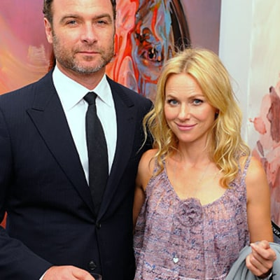 Naomi Watts: Liev Schreiber Was Love At First Sight