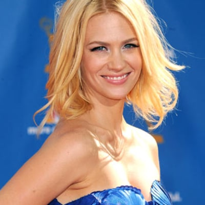 January Jones Leaves Baby Daddy's Name Off Birth Certificate