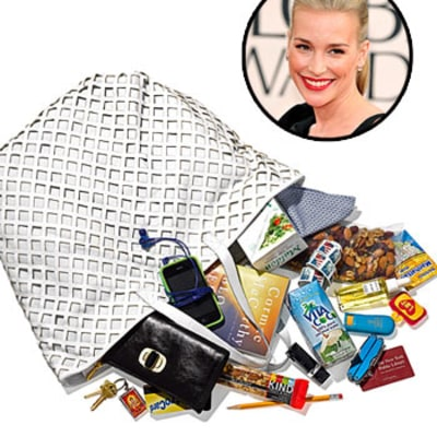 Covert Affairs' Piper Perabo: What's in My Bag?