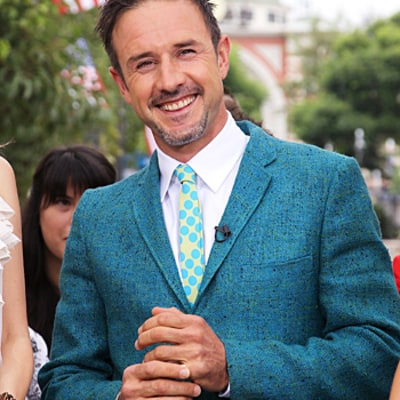 David Arquette Takes Over Us Weekly's Twitter!