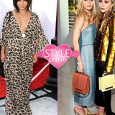Stars Reveal Their Celeb Style Crushes