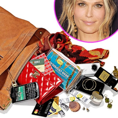 Project Accessory's Molly Sims: What's in My Bag?