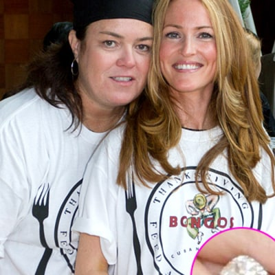 Rosie O'Donnell's Proposal, $100,000 Ring for Fiancee: All the Details!