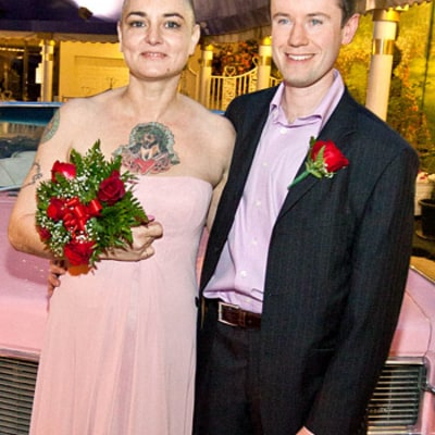 Sinead O'Connor Ends Marriage Again, Swears Off Romance