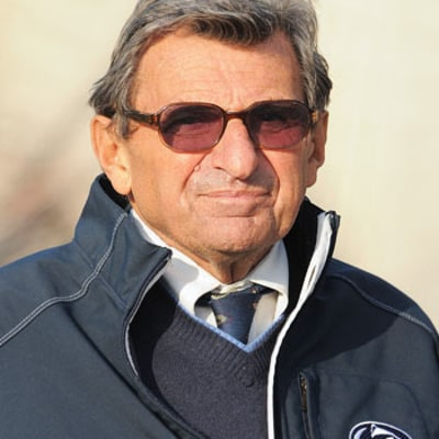 Former Penn State Coach Joe Paterno's Health Is Rapidly Declining