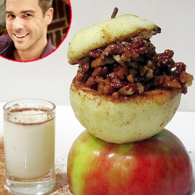 How to Make Chef Jesse Brune's Stuffed Apple Dessert