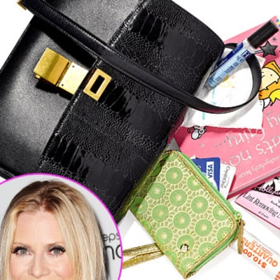 CSI Miami's Emily Procter: What's in My Bag?