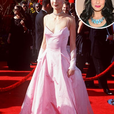 Stacy London: I Hated Gwyneth Paltrow's Pink Oscar Dress