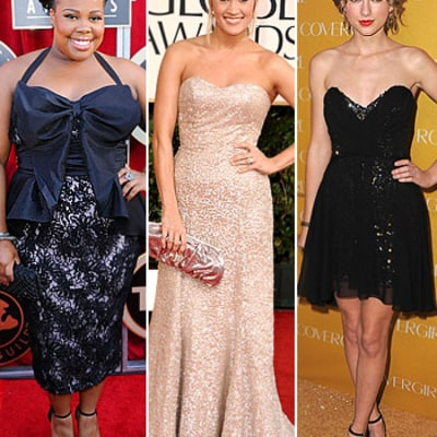 Stars Who Love Badgley Mischka Dresses