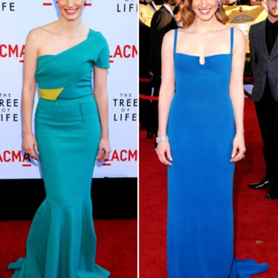 Jessica Chastain's Statement-Making Style Moments