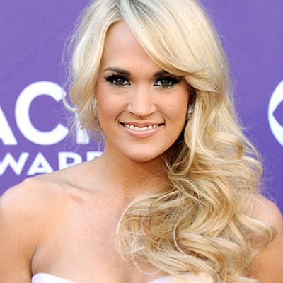 Get Carrie Underwood's Understated Glam Academy of Country Music Awards Look!