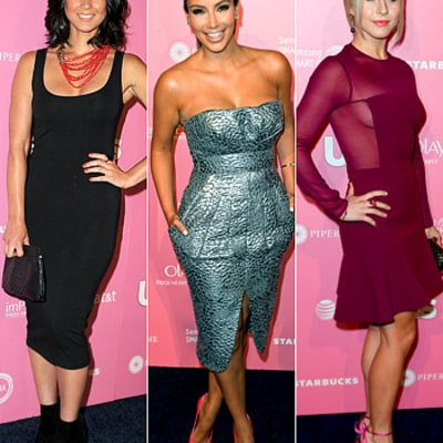 Us Weekly's Hot Hollywood Bash: What All the Stars Wore!