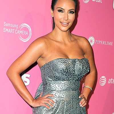Get Kim Kardashian's Us Weekly Hot Hollywood Party Glow!