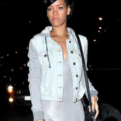 Get Rihanna's Sexy Silver Dress For $35!