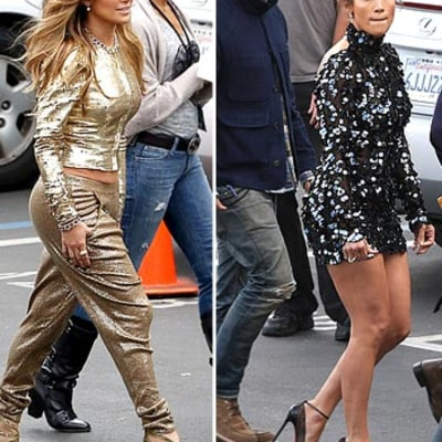 Jennifer Lopez's Dazzling Looks: Which Is Hotter?