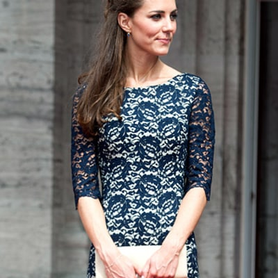 Kate Middleton Recycles Dress for Friend's Wedding on Anniversary Weekend