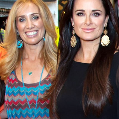 RHOBH's Kyle Richards Opens Up a Clothing Store!