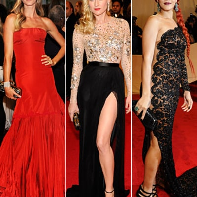 Met Costume Gala: Best Dressed Stars of All Time