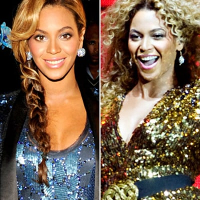 Beyonce's 10 Best Hairstyles