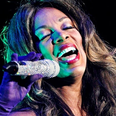 Donna Summer Laid to Rest