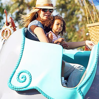 Heidi Klum's Life as a Single Mom