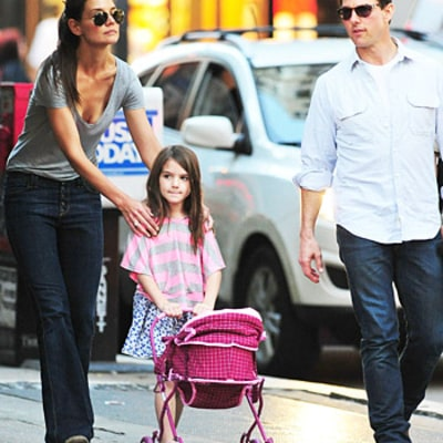 Katie Holmes' Attorney: Reports About Divorce Settlement Inaccurate