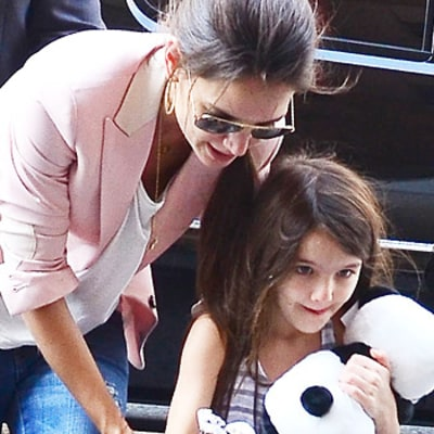 Katie Holmes Gets Primary Custody of Daughter Suri in Divorce from Tom Cruise