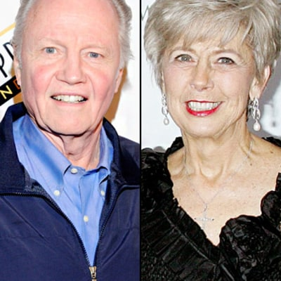 Jon Voight Defends Jane Pitt's Anti-Gay Marriage Letter