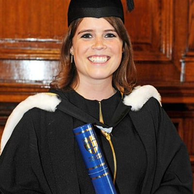 Princess Eugenie Graduates from College!
