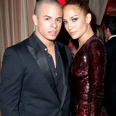 Casper Smart: It Wasn't Love at First Sight With Jennifer Lopez