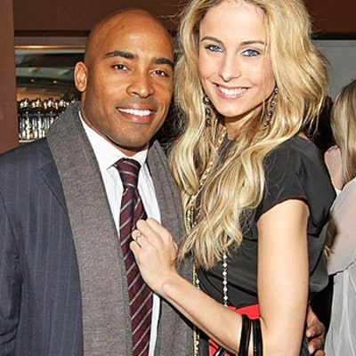Tiki Barber Marries Traci Lynn Johnson in NYC