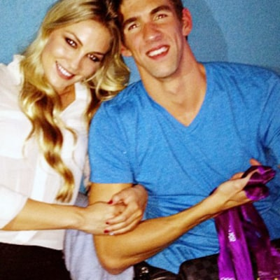 Michael Phelps Is Dating L.A. Model Megan Rossee