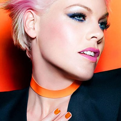 Pink Is the New Face of CoverGirl!