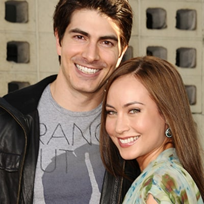 It's a Boy for Brandon Routh and Courtney Ford!