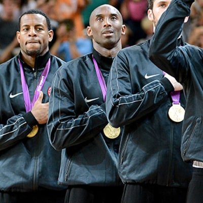 Men's USA Basketball Team Wins Olympic Gold!