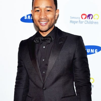 John Legend Hospitalized for Flu-like Symptoms