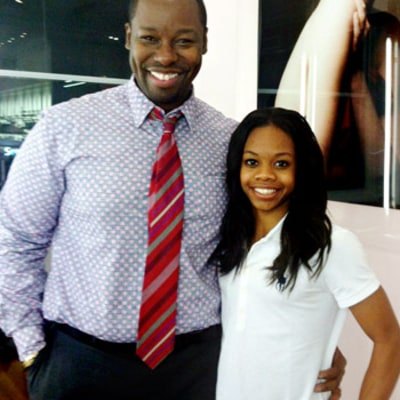 Gabby Douglas Gets a Hair Makeover from Star Stylist Ted Gibson!