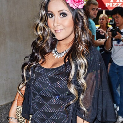Snooki Gives Birth: How She Rocked Her Bump Throughout Pregnancy